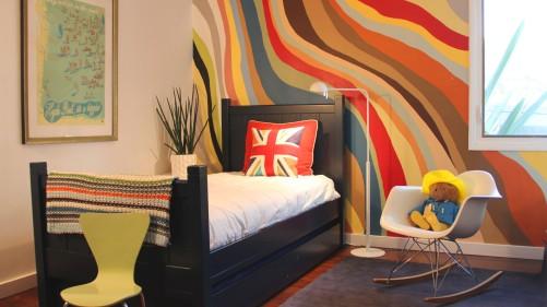Rainbow Walls Full Of Colours Tailor Bird Blog